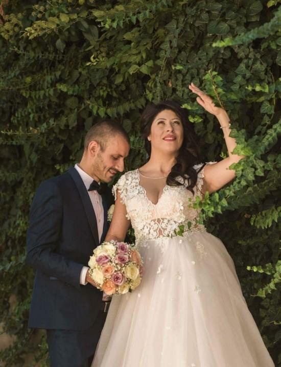 сватбен костюм