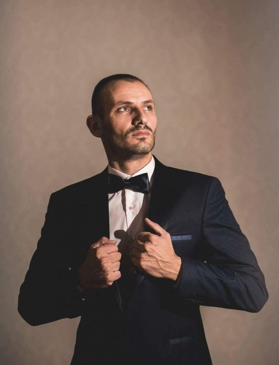 елегантен костюм за мероприятие