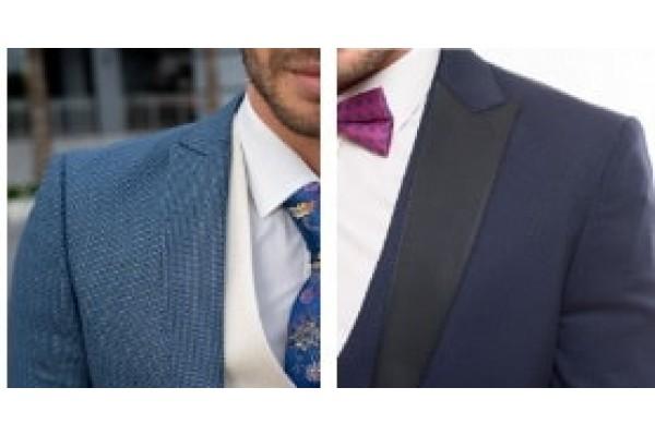 Елегантен мъжки костюм и как да изберем подходящ за нас модел?